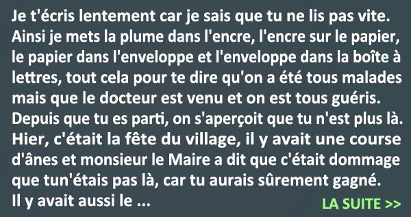 Drôle De Lettre Dune Maman A Sa Fille Jamais Vu Rirevip