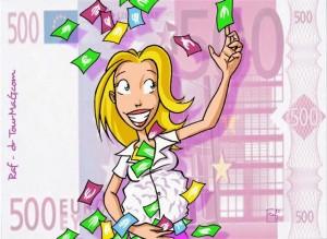 blonde-500-euros